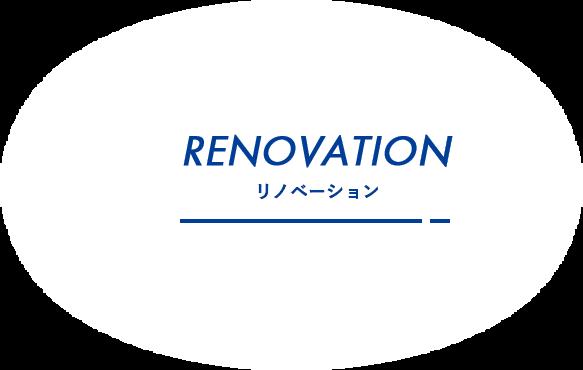 リノベーション